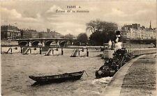 CPA Paris 6e Paris-Ecluse de la Monnaie (312136)