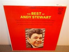* Andy Stewart . The Best of ... Capitol 6000 Series . LP