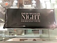 Emporio Armani Night For Him Eau De Toilette Spray 100ml