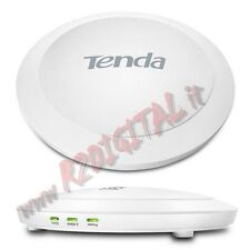 ACCESS POINT TENDA W900A da SOFFITTO a PARETE WIRELESS ROUTER RANGE EXTENDER