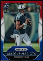 2015 Panini Prizm Football Red, White and Blue Prizms - Pick A Player