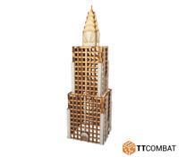 TTCombat BNIB Chrysar Building TTSCW-SFX-009