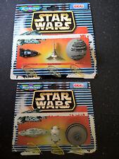 Micro Machines Star Wars: Collection X & XI - Galoob ´97 - Death Star II, Bespin