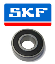 6000-2RS GENUINE SKF BALL BEARING WITH RUBBER SEALS (10X26X8)