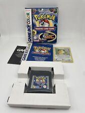 Pokémon Trading Card Game OVP (Nintendo Game Boy Color) Absoluter Sammlerzustand