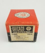 Chicago Standard PCR-155 Power Transformer New NOS 117 VOLT