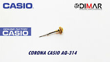CASIO CORONA/ WATCH CROWN, PARA MODELOS. AQ-314 -GOLD TONE-