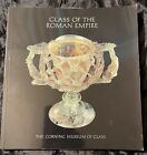 GLASS OF THE ROMAN EMPIRE BOOK CORNING MUSEUM 1ST EDITION LIKENEW SOFT COVER