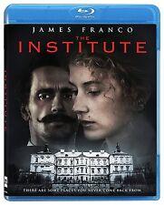 THE INSTITUTE (James Franco) - BLU RAY - Region A