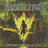 Cradle of Filth - Damnation and a Day [New & Sealed] CD