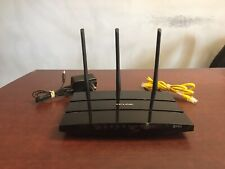 Tp-Link N750 450Mbps 4-Port Gigabit Wireless N Router (Tl-Wdr4300)