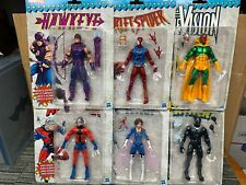 Marvel Legends vintage wave 2 set  hawkeye vision ant man wasp scarlet spider