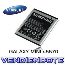 Bateria Para Samsung Galaxy MINI GT-S5570 S5330 S5250 S7230 EB494353VU Original