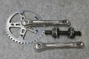 Old School BMX Sugino Super Maxy Cranks Tange Bottom Bracket