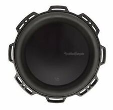 "NEW 2015 ROCKFORD FOSGATE T1D412 12"" POWER T1 SERIES DUAL 4 OHM SUBWOOFER RARE"