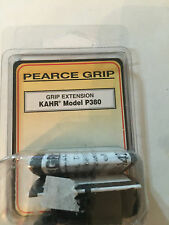"""Pearce Grip PG-K380 for KAHR P380 Add 1/2"""" Grip/Comfort/Control 2Pk NEW"""
