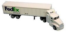 FedEx Ground Tractor Trailer 1/87 Scale RLT1037