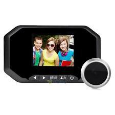"Digital Peephole 160° Viewer Door Eye Doorbell 3"" Screen Color IR Securit Camera"