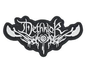 Dethklok Patch Melodic Death Metal Band Logo