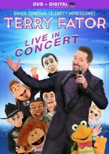 Terry Fator Live in Concert 0031398184478 DVD Region 1