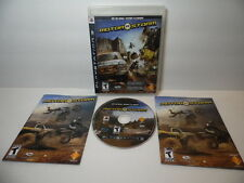 2007 BLACK LABEL MOTOR STORM Racing NOT FOR RESALE PS3 Playstation 3 Video Game