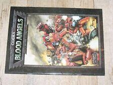 $$$ Livre CodexWarhammer 40000Blood Angels
