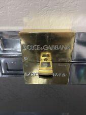 Dolce & Gabbana Limited Edition Gold Motorola Razr V3i (T-Mobile) - Tested