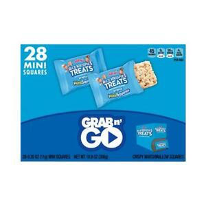Rice Krispies Treats Original Mini Squares Grab 'n Go 28-0.39oz squares