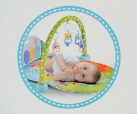 5 in 1 Baby MAT Play GYM Lay & Play Fitness Music And Lights Fun Piano Boy Girl