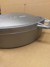 Sparset Dutch Oven sehr massiv Gusspfanne outdoor 40 cm 10mm 15 kg  + Deckel !!!