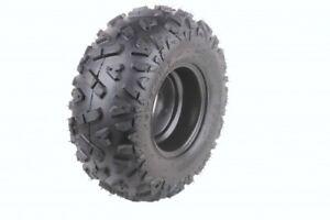Komplettrad Felge mit Reifen 3-Loch 16x8-7 schwarz A-Shape Quad ATV Kinderquad