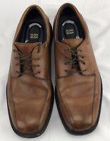 NUNN BUSH Comfort gel 3.0 Men's Brown Genuine Leather Casual Oxfords Shoes  11M