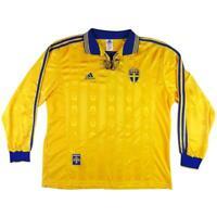 1998-99 Svezia Maglia Player Issue Home XL  SHIRT MAILLOT TRIKOT