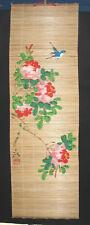 Imagen de bambú mano pintado asiatica pintura tapicería 119 china chino