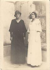 Photo ancienne photo mariage demoiselle d'honneur 1930