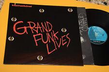 GRAND FUNK RAILROAD LP FULL MOON ORIG 1981 EX TOP AUDIOPHILES