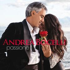 ANDREA BOCELLI Passione 180g DOUBLE AUDIOPHILE VINYL LP NEW/SEALED