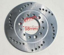 Gas Scooter Front Disc Brake Rotor 180mm, for PEACE SPORTS TPGS-810,824