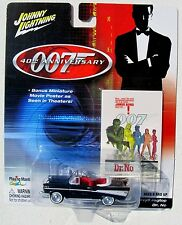 JOHNNY LIGHTNING JAMES BOND 007 40TH ANNIVERSARY Dr. NO 1957 CHEVY RAGTOP