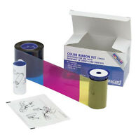 Datacard SP35 SP55 SD260 SD360 Color Printing Kit Ribbon Cards & More 534000-003
