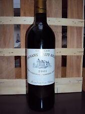 CHATEAU LE BAHANS DE HAUT BRION 2001