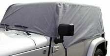 1992-2006 Jeep Wrangler 3 Layer Lite Cab Trail Cover Grey