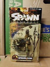 * Spawn Classic Action Figure Tiffany II McFarlane Toys 2000 Series 17