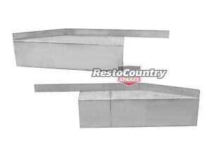 Holden Ute Rear Window Extension Pair LEFT + RIGHT HQ HJ HX HZ WB Rust Panel