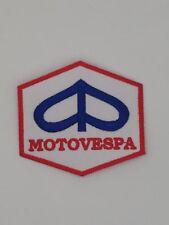 VESPA MOTOVESPA  SEW OR IRON ON  PATCH