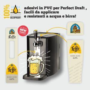 Perfect Draft Sticker adesivi birra