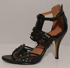70016b3385f Womens Corso Como Black Leather 4