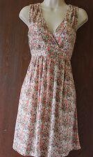 Laura Ashley floral dress size 10