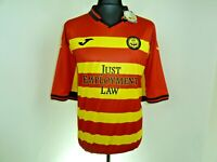 "PARTICK THISTLE Football Shirt Joma home soccer jersey XXXXL - 48"" CHEST"