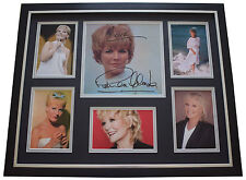 Petula Clark SIGNED Framed Photo Autograph Huge display Music AFTAL & COA